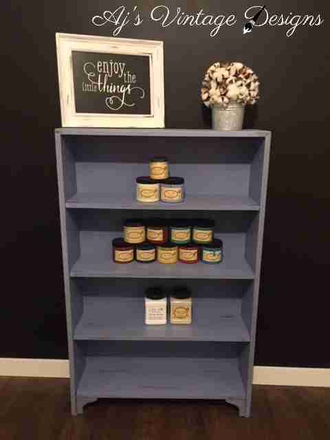 Dixie Bell Blueberry Shelf Transformation