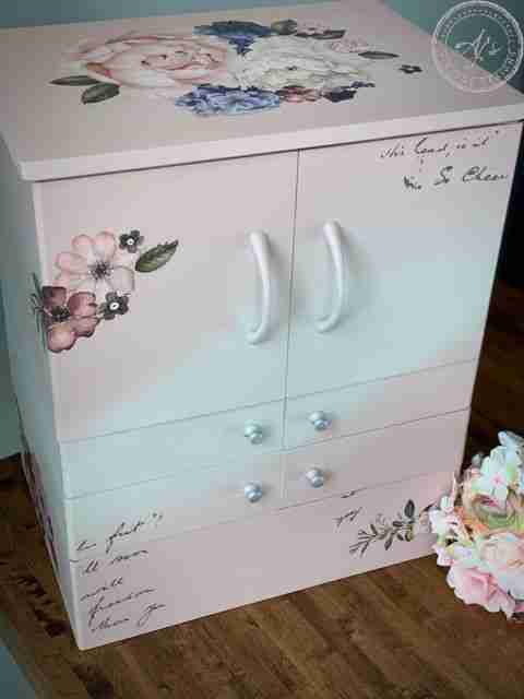 Painted Jewelry Boxes …. Great holiday gift idea