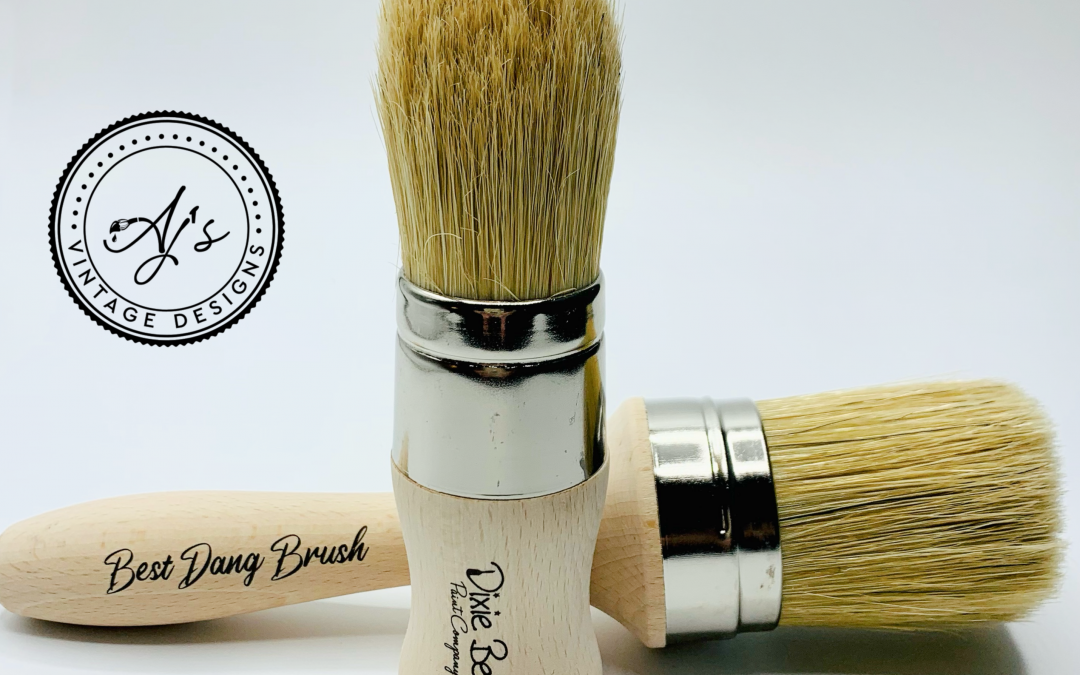 The New Best Dang Brush and La Petite Brushes from Dixie Belle