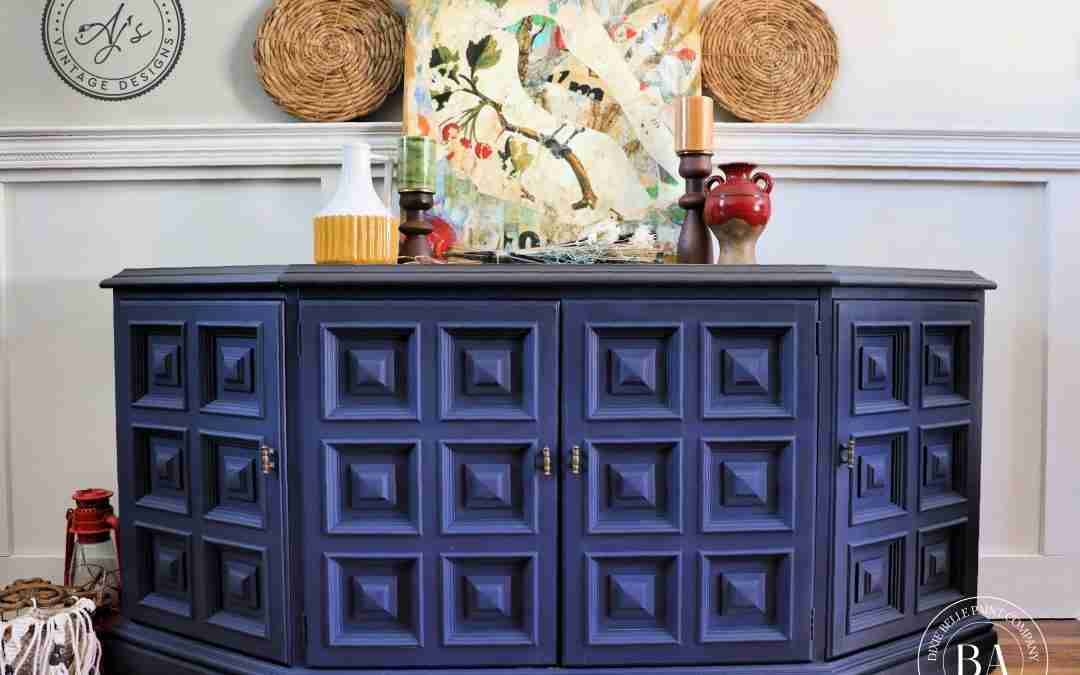 How to Paint & Flip a Piece of Furniture, a Step-By-Step Guide & Video Tutorial